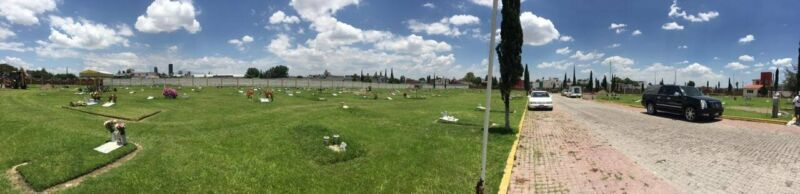 Lote funerario El Renacimiento Zavaleta