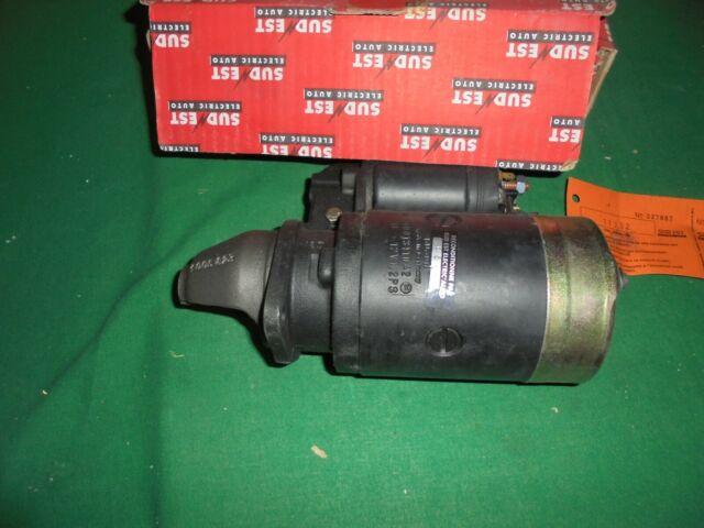 Bmw 528 728 E12 E23 Motor Start Bosch 0001311042
