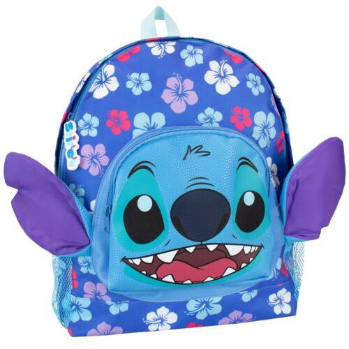 Kids Lilo /& Stitch Backpack I Disney Lilo and Stitch Bag I Girls Disney Rucksack