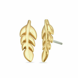 14K Solid Gold Alphabet Letters threadless stud Piercing Body Jewelry  Flat Helix Tragus threadless stud 25g Threadless pin