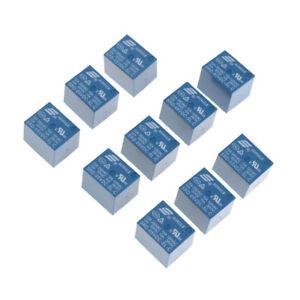 SRD-05VDC-SL-C-5Pin-Power-Relay-5V-DC-SPDT-PCB-Type-Pack-of-10