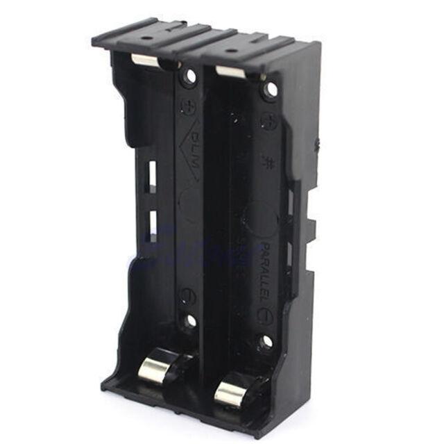Plastic Battery Case Holder Storage Box For 18650 Rechargeable Battery 3.7V DIY