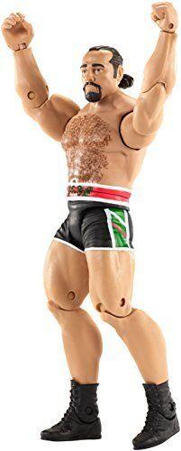 WWE Rusev Basic Series 62 Mattel Wrestling Action Figure New Sealed