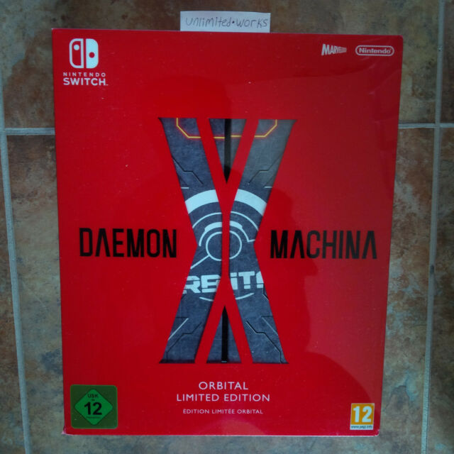 Daemon X Machina Orbital Limited Edition for Nintendo ...
