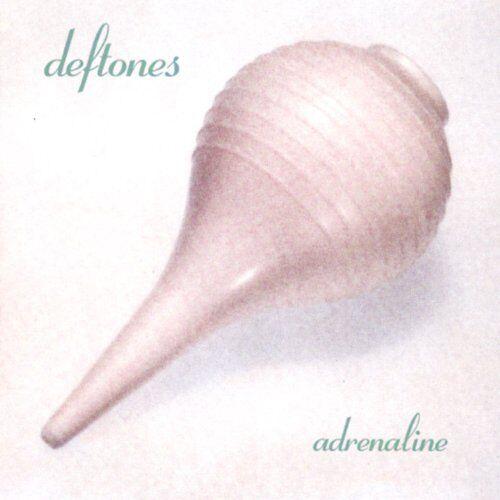 1 of 1 - Deftones - Adrenaline - Deftones CD 2ZVG The Cheap Fast Free Post