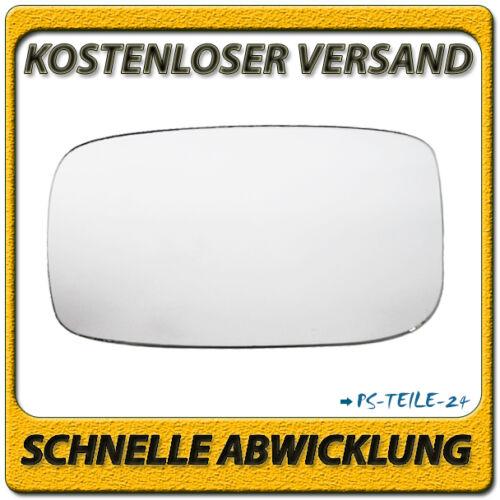 Außenspiegel Spiegelglas für CITROEN C8 2002-2015 links Fahrerseite konvex