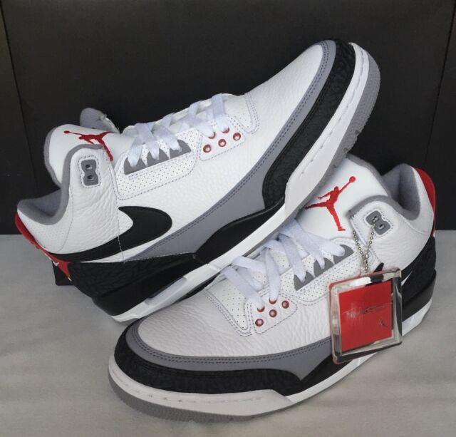 6b9929c064b Nike Air Jordan Retro 3 Tinker Hatfield NRG Size 11 Aq3835 160 for ...