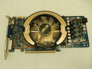 Image Is Loading ASUS NVIDIA GeForce 9800 512MB PCIe X16 Video