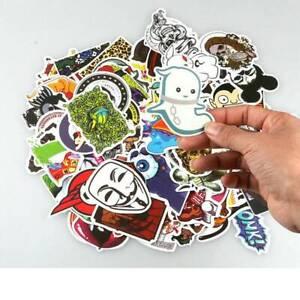 100pcs-Bomb-Graffiti-Vinyl-For-Car-Skate-Skateboard-Laptop-Luggage-Sticker-Decal