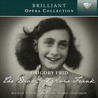 Grigory Frid: The Diary of Anne Frank (CD, Aug-2013, Brilliant Classics)