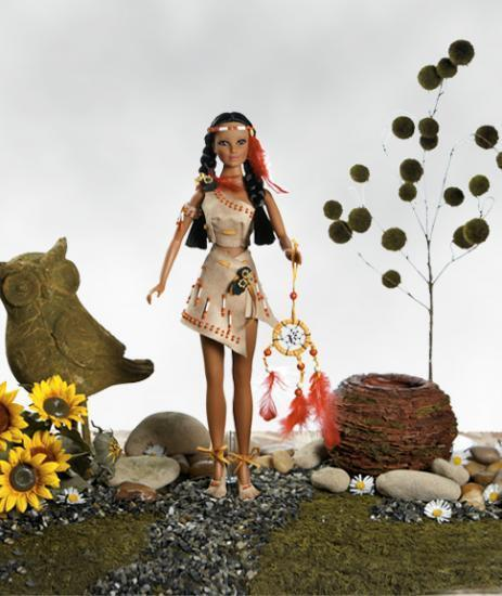 Valley of Flowers  Algoma  Designed By Sandra Bilotto For Paradise Galleries