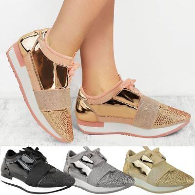 Footwear Bubble, Scarpe con Lacci Donna, Kaky+Black