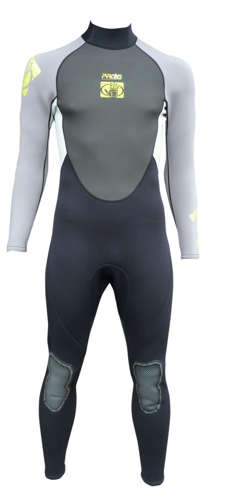 Muta in Neoprene Uomo 3 mm Muta da Sub Surfshorty Muta Immersione