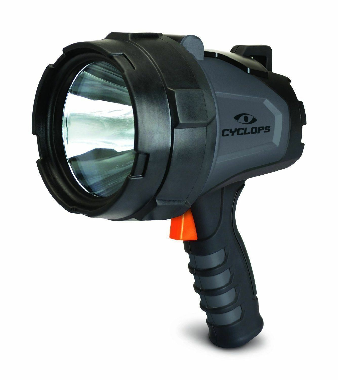 NEW Cyclops 580 Lumen Hand Held Rechargeable Spotlight CYC-580HHS