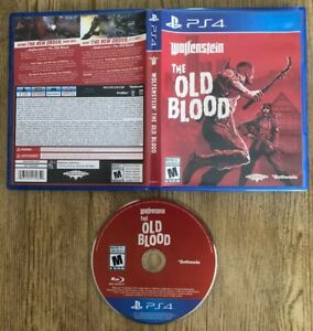 Wolfenstein-The-Old-Blood-Ps4-Sony-PlayStation-4