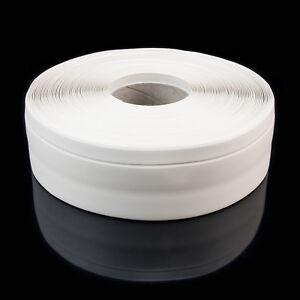 GRIS CLAIR PLINTHE SOUPLE 50mm x 15mm PVC sol mur jointure strip ...