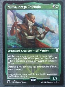 Numa-Joraga-Chieftain-Etched-Foil-Mtg-Magic-Cards-EM