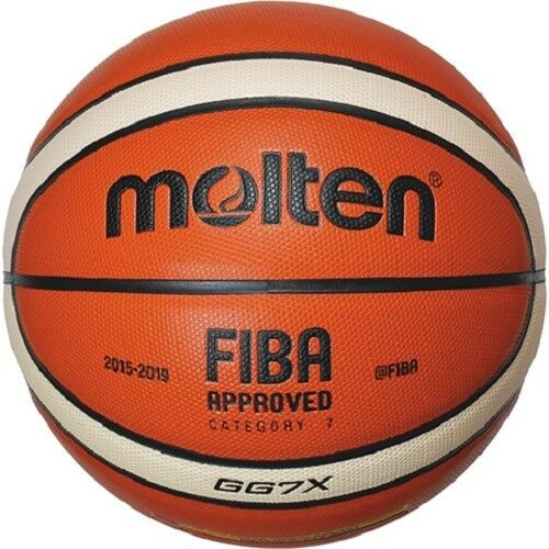 Molten Intérieur Basketball GG7X Fiba Composite Cuir International Edition