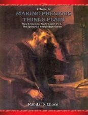 Haciendo las cosas preciosas simples: Gu�a de Estudio Del Nuevo Testamento,...