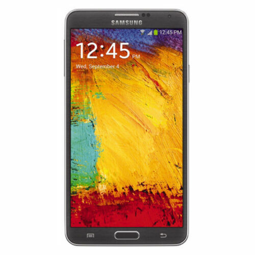 1 of 1 - Samsung Galaxy Note 3 SM-N900T - 32GB - Black (T-Mobile) Smartphone