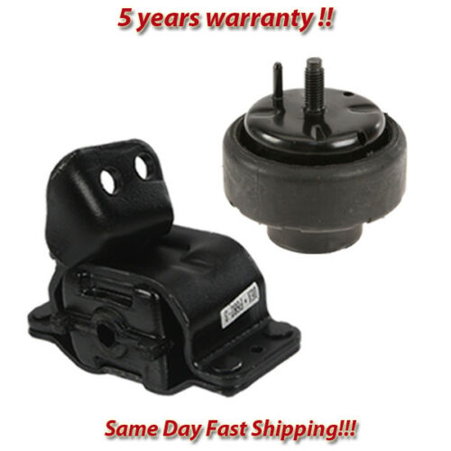 Front Right Engine Motor /& Trans Mount 2PCS 1999-2003 for Ford Windstar 3.8L