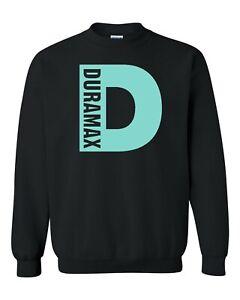 Duramax Camo D Design Color Black Unisex Crewneck Sweatshirt Tee