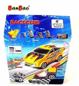 BAN BAO,CLASSIC BUILDING BLOCKS-RACE CLUB HIGH QUALITY RACE