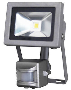 1 powersave led pir low energy outside security lamp flood light image is loading 1 powersave led pir low energy outside security aloadofball Images
