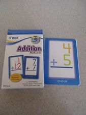Mead Addition Flash Cards