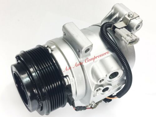 A//C Compressor for 2005-2015 Toyota Tacoma 2.7 4.0L  OEM Reman Yr Wrty.