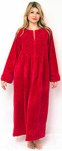 Cotton Chenille Robes Luxury Bathrobes Dressing Gowns | eBay