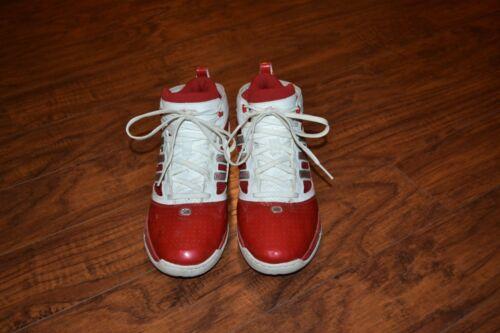 Zapatos Rojo 5 9 Bounce Adidas o Tama E15 blanco UqwxCn6