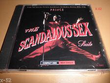 PRINCE Batman movie 5 TRACK maxi SINGLE cd THE SCANDALOUS SEX SUITE kim basinger