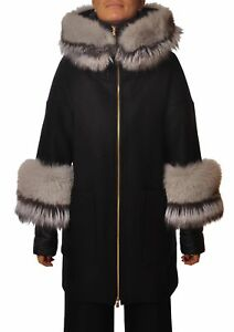 Montecore 4456324a185023 Cappotto Montecore Cappotto donna grigio Pd00q