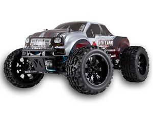 1-10-Volcano-EPX-PRO-RC-Monster-Truck-4WD-Brushless-Electric-Motor-2-4GHz-Silver