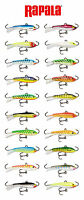 Rapala Jigging Rap W3 Ice Jig 1 1/2 (3.8 Cm) Select Colors