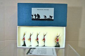Figurines Frontline Pd10 British Highland Light Infantry Marching Mint Boxed Ma