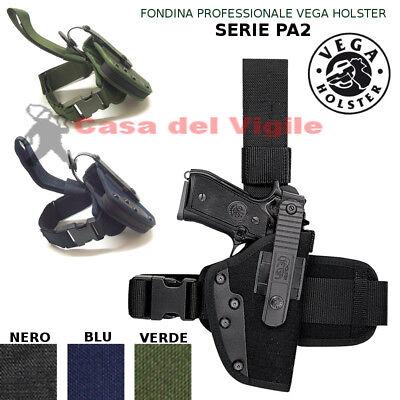 Fondina Vega Holster in cordura FP210 per Beretta PX4 serie FP2 colore NERO