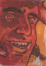 "Indiana Jones Masterpieces - Otto Dieffenbach ""Mola Ram"" Sketch Card"
