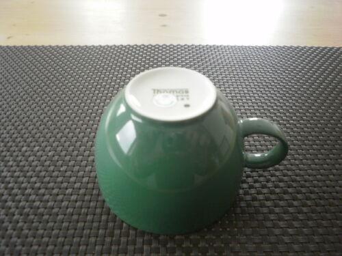 sunny day Dark Green 408524 thomas porcelaine NEUF Teeobere obertasse 0,20 LTR