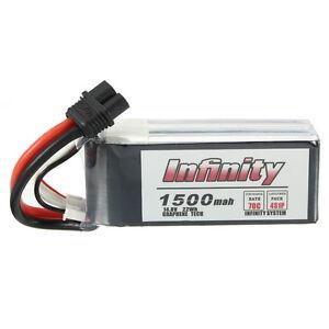 Infinity-4S-14-8V-1500mAh-70C-Graphene-LiPo-Battery-XT60-Support-15C-For-Drone