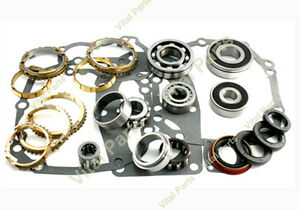 Details about Toyota Lexus Manual Transmission Overhaul Rebuild Kit W58 W59  with Synchros!