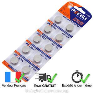 Piles-bouton-Alcaline-1-5V-Type-AG13-LR44-LR1154-357-NEUF
