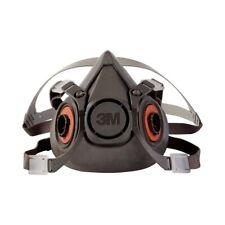 3m 6300 Half Facepiece Reusable Respirator Respiratory Protection Size Large