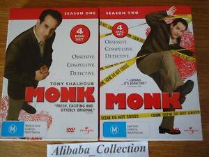 Estuche-DVD-Monk-Completo-Temporada-1-2-Serie-Lote