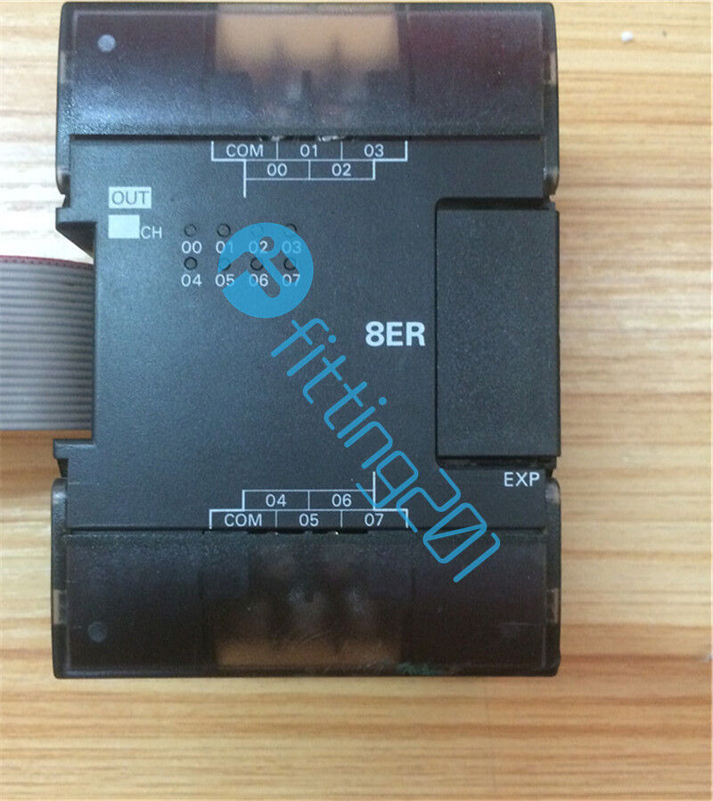 Used Omron PLC Output Unit CP1W-8ER 1PCS Tested