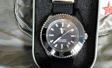 MWC 300M Military Style Divers Watch. Tritium gas luminosity.