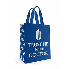 Doctor Who DW Trust Me Tote Bag NEW