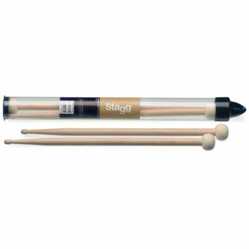 Stagg Multi Mallet Combo Sticks Timpani /& 5A Maple