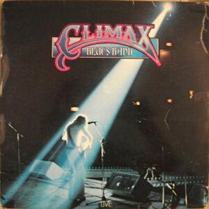 Climax-Blues-Band-Live-Vinyl-12-034-LP-Polydor-2383-259-UK-1974